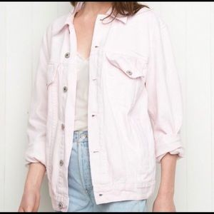 NWOT Brandy Melville Jean jacket